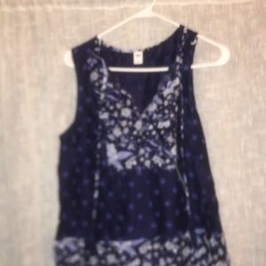 Women's Floral Top NWT